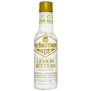 Fee Brothers Lemon bitter 45.9° 150 ml