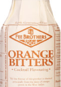 Fee Brothers ORANGE bitter 9° 150 ml
