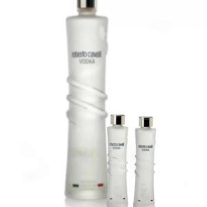 RobertoCavalli Vodka Mini fles