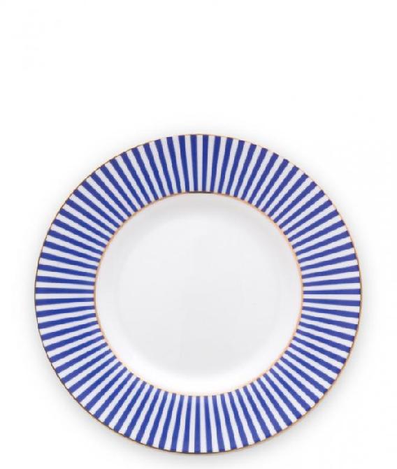 Plate Royal Stripes 26.5cm