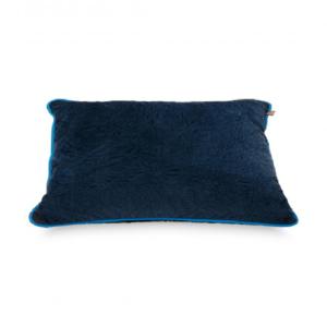 Cushion Quilted Dark Blue 50x50cm