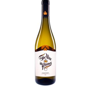 The Vine in Flames Chardonnay 75 cl BUDURESCA