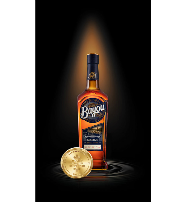 Bayou RESERVE Rum 70 cl
