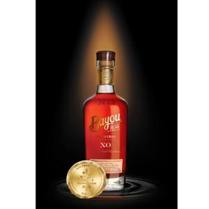 Bayou Mardi Gras XO Rum 70 cl