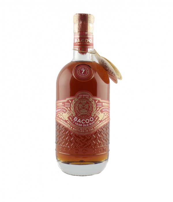 Bacoo 7Y Old Rum – 70cl 40°
