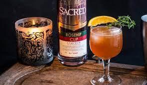 Sacred Rosehip CUP 75 cl likeur