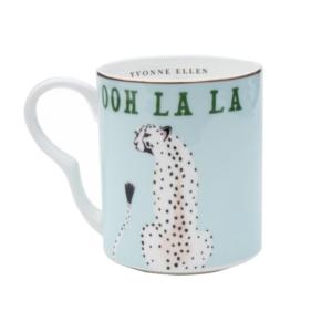 Yvonne Ellen Small Mug Cheetah 250ml