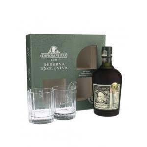 Diplomatico Rum 0.7l KADOBOX