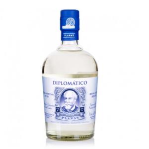 Diplomatico Rum PLANAS white 70 cl 47°