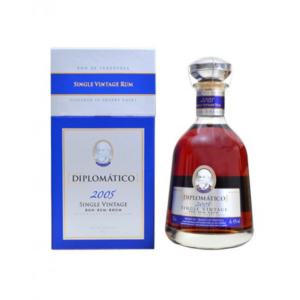 Diplomatico Rum VINTAGE 2004 70 cl 43°