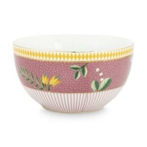 Bowl La Majorelle Pink 12cm PIP