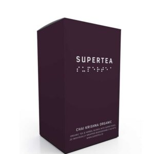 SUPERTEA Chai Krishna Organic 20 ST