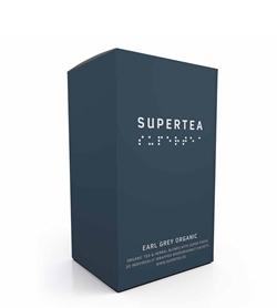 SUPERTEA Earl Grey Organic 20 st