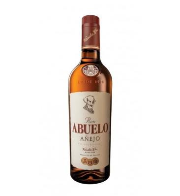 Rum Abuelo Añejo 100 cl