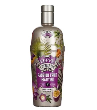 Passion Fruit Martini 70 cl 10° COPPA