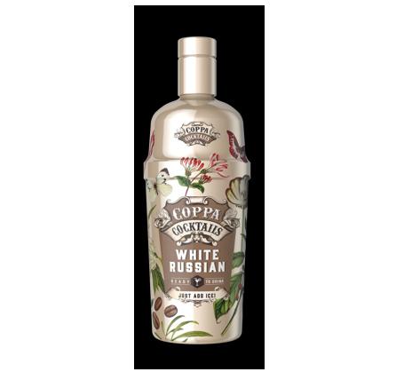 Coppa Cocktails - White Russian - 700ml - 13°