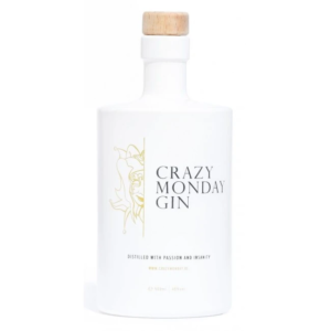 Crazy Monday gin - 50 cl 48°